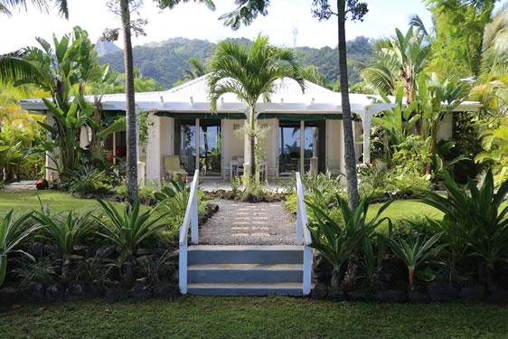 View Beachfront House